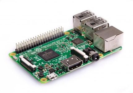 MCAB RASPBERRY PI 3 - MODEL B F-FEEDS2 (4370028)