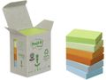 POST-IT Notes POST-IT 100% recycl 38x51mm 6/fp