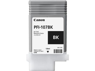 CANON PFI-107 ink cartridge black (6705B001AA)