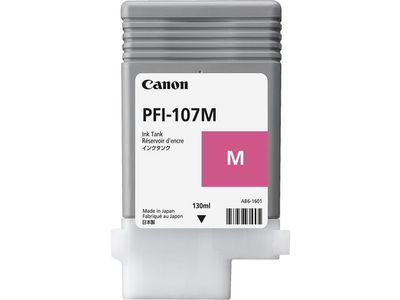 CANON PFI-107 ink cartridge magenta (6707B001AA)