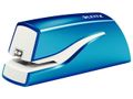 LEITZ WOW stapler battery-powered 10 sheets blue