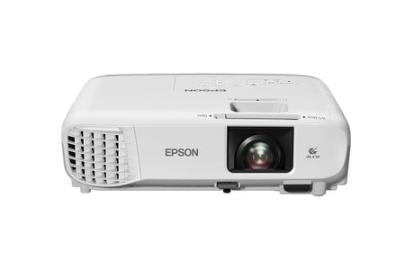 EPSON EB-S39 3LCD mobile projector 800x600 4:3 3300 lumen 15000:1 contrast 5W speaker (V11H854040)