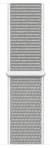 APPLE Watch 40mm Sport Loop Seashell Sport Loop - 40mm passer til håndledd på 130-190mm (MTLV2ZM/A)