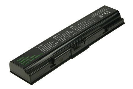 2-POWER Notebookbatteri,  Li-Ion, 10,8V, 4400mAh, 298g, Toshiba (CBI2062A)