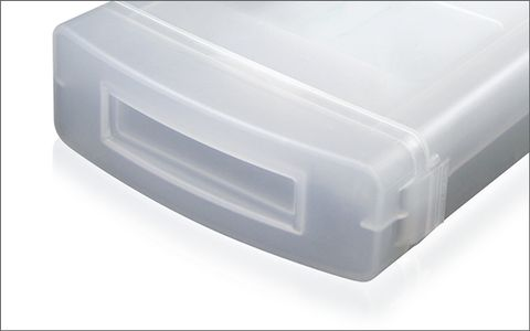 RAIDSONIC Icy Box Protection Box For 3.5'' HDDs (IB-AC602A $DEL)