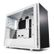 FRACTAL DESIGN Define S2 Hvit Vifter: 2x 140mm  front, 1x 140mm bak, EATX, ATX, mATX, ITX, Tempered Glass