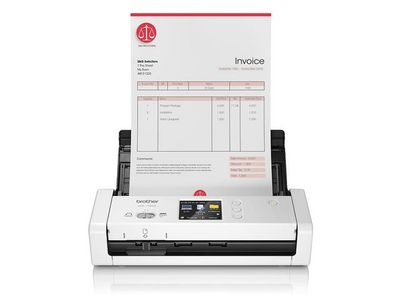 BROTHER ADS-1700W Mobile color scanner wireless (ADS1700WTC1)