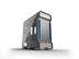 PHANTEKS Enthoo Evolv X Glass, Mid Tower Silver Fläkter: 2x 140mm front, 1x 140mm bak, EATX, ATX, mATX, mITX, USB 3.1 Type-C