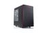 RIOTORO Case Mini RIOTORO CR280 MiniATX, black, U3, window, 1x120