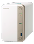QNAP TS-251B-2G 2GB/ 2Bay/ SATA6Gbps/ Tower/ J3355