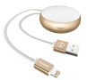 MCDODO Circle Series Lightning Cable 90cm White