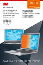"""3M GOLD PRIVACY FILTER 13.3"""" WIDE 16:9 (GPF13.3W9)"""