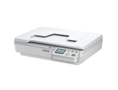 EPSON WORKFORCE DS-5500N SCANNER A4 /8S/PAGE / 1200DPI / USB      IN PERP (B11B205131BT)