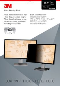 "3M Privacy Filter 19.5"""" 16:9 (PF195W9B)"