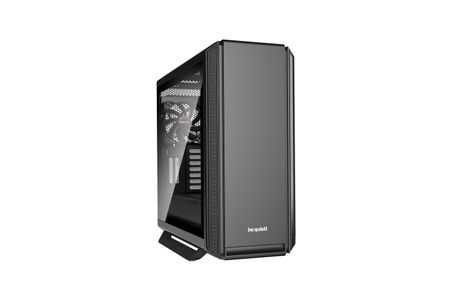 BE QUIET! quiet_ SILENT BASE 801 Black - Window (BGW29)