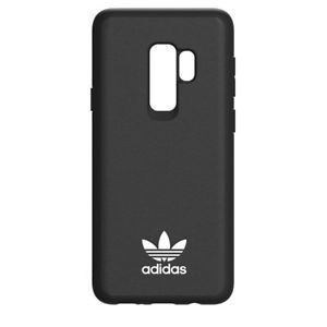 ADIDAS New Basics Case S9+, Black TPU Case For Samsung Galaxy S9+ (29929)