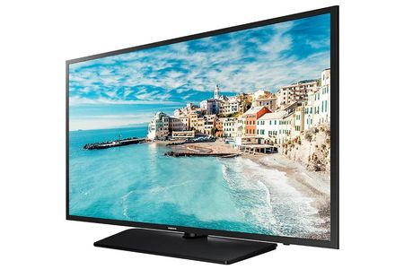 SAMSUNG Hotel TV 43inch 77.3mm FHD 20W Speakers DVB-T2/C tuner REACH compatible RF only (HG43EJ470MKXEN)