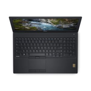 DELL Precision 7530 15_6_ FHD i7-8850H 16GB 512GB SSD Quadro P2000 Backlit W10P 3Y PS NBD (V2T43)