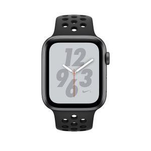 APPLE Watch Nike+ Series 4 GPS 44mm Space Grey Aluminium Case with Anthracite/ Black Nike Sport Band (MU6L2KS/A)