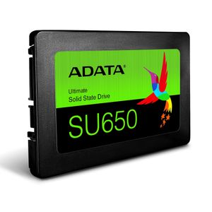 A-DATA Adata Ulitimate SU650 SSD 480GB Read/ Write 520/ 450MB/ s retail (ASU650SS-480GT-R)