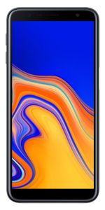 SAMSUNG Galaxy J6+ 32GB 4G Sort (SM-J610FZKNNEE)