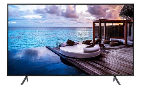SAMSUNG Hotel TV_ 75__ 75HJ690U_ (60_6mm)_ UHD_ Tizen_ 20W Speakers_ Analog/ DVB-T2/ C/ S2 tuner_ Smart (HG75EJ690UBXEN)
