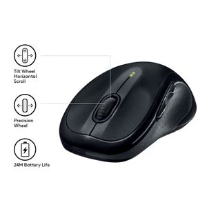 130304b78f1 LOGITECH M510 wireless Mouse | C2IT