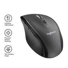 LOGITECH M705 wireless mouse silver (910-001949)