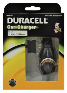 DURACELL DC Phone Charger (iPhone) (DMDC03)