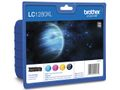 BROTHER LC1280XLVAL ink cartridge value pack blister