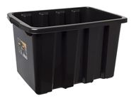 NORDISKA PLAST Oppbevaringsboks STRONGBOX 55L sort (7552-0200)