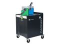 LOCK N CHARGE LocknCharge Carrier 30 MK5 with LARGE Baskets Charge-Only 30 units Chromebook/iPad/laptop