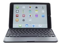 ZAGG / INVISIBLESHIELD ZAGGKEYS FOLIO KEYBOARD IPAD PRO 9.7in BACKLIT BLACK NORDIC (ID8ZFK-BBN)