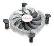 AKASA CPU cooler for LGA775/ 115X designed for mini-ITX