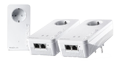 DEVOLO Magic 1 PowerLine,  3-Pack, 1 Gbps, WiFi, 2x LAN, Plug-and-play,