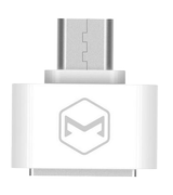 MCDODO USB AF to Micro White