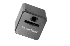 TECHNAXX MusicMan Mini Style MP3 Player TX-52 black