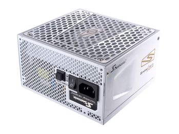 SEASONIC PSU Seasonic PRIME SNOW SILENT - 550W - 80_Gold (SSR-550G)