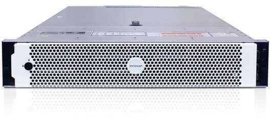 AVIGILON HD NVR4 STD 32TB Rack Mnt, (HD-NVR4-STD-32TB-EU)