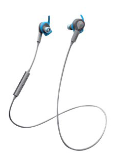 JABRA Sport Coach Wireless Stereo Bluetooth Headset Blue (100-97500011-60)