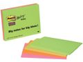 POST-IT Note POST-IT SS Super Sticky  149x200mm