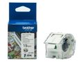 BROTHER VC-500W Labels Roll Cassette 19mm x 5m