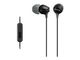 SONY Headphone MDREX15APB.CE7 Black