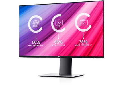 DELL 24IN LCD 16:9 1920X1080 6MS 10000:1 HDMI IN (DELL-U2419H)