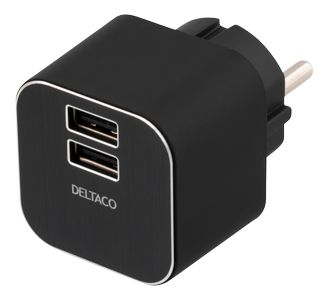 ATEN Wall Charger 3.1A USB x 2 (USB-AC71)