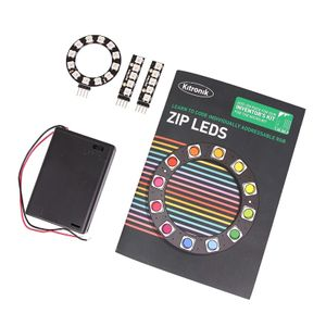 KITRONIK ZIP LEDs Add-On Pack for Inventor_s Kit for micro_bit (5603-ZIP)