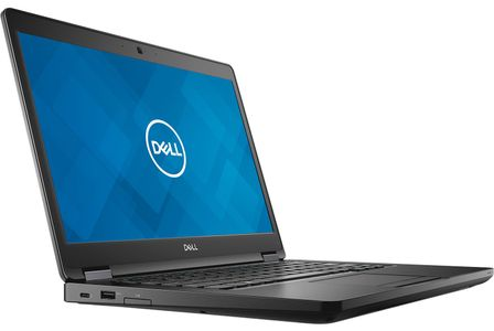 DELL Latitude 5490 14_ FHD i5-8250U 16GB 256GB SSD Intel UHD620 Backlit W10P 1Y Basic NBD (7FGN1)