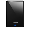 A-DATA 1TB External hard drive, ultra-portable,  11,5mm, USB 3.1, black (AHV620S-1TU31-CBK)