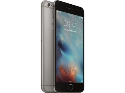 APPLE IPHONE 6S PLUS 128GB SPACE GRAY OLÅST (MKUD2FS/A-OLÅST)