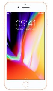 APPLE iPhone 8 Plus 256 GB gold (MQ8R2QN/A)